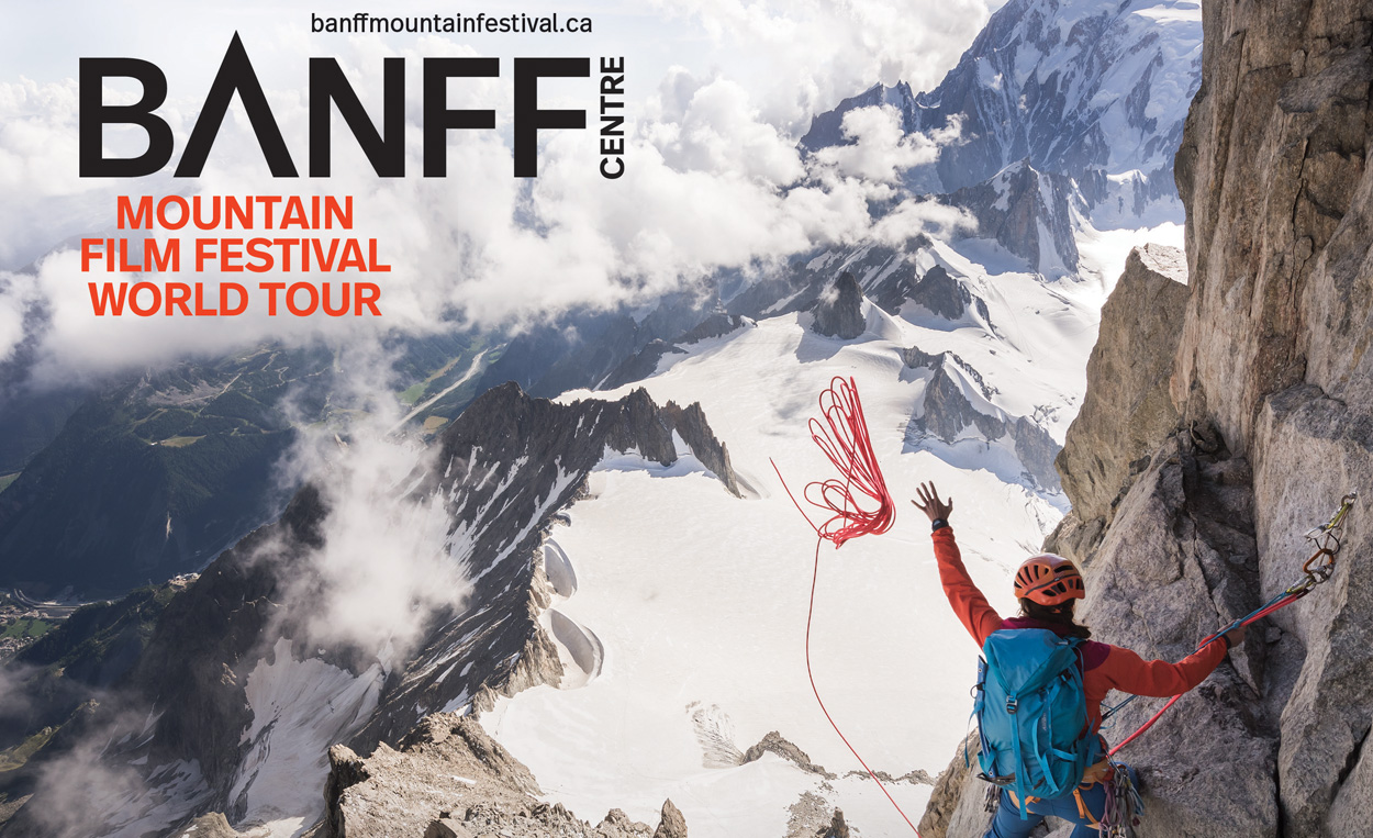 Banff Mountain World Film Festival
