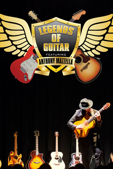 legends of guitar