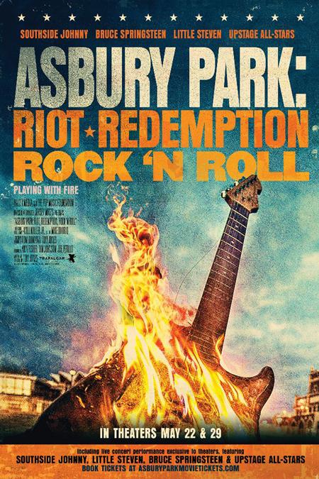 Asbury Park: Riot, Redemption, Rock 'n' Roll - Sedona