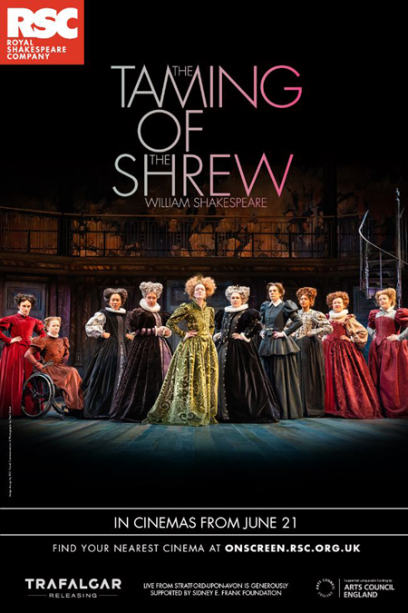 taming of the shrew