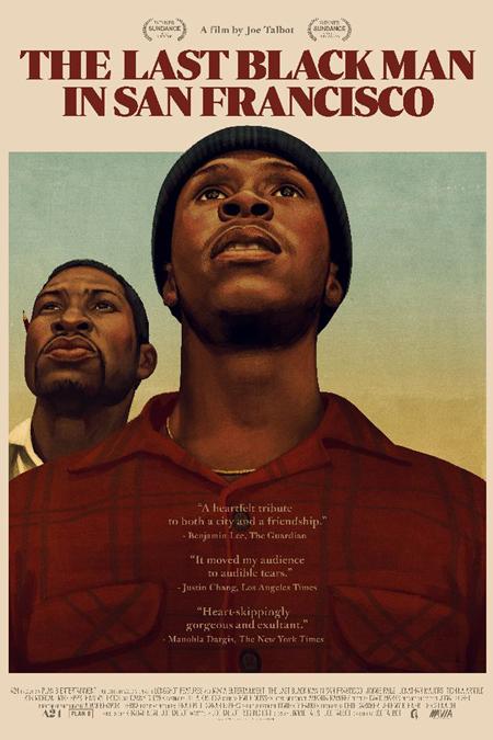 last black man