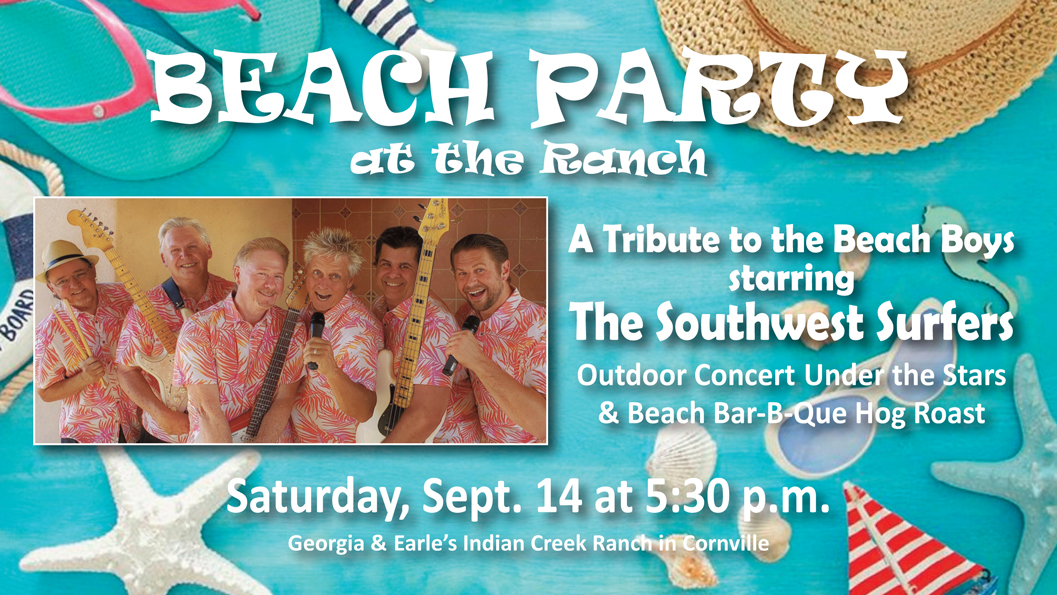 Beach Party at the Ranch
