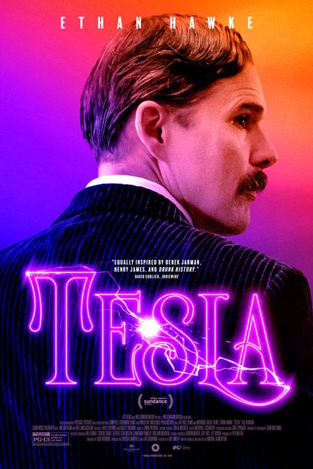 Tesla-Poster