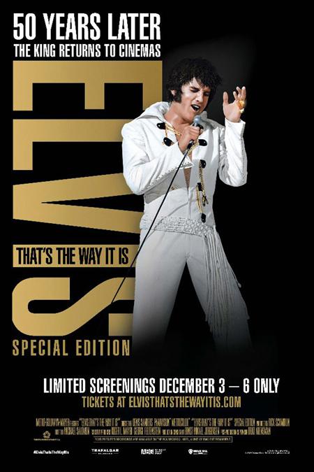 Elvis-poster