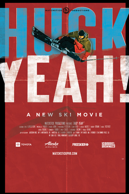 Huck-Yeah-poster