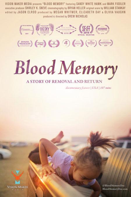 Blood-Memory-poster