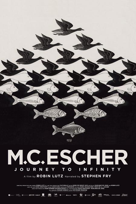 MCEscher_Poster