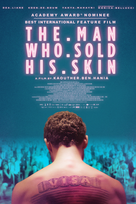 The-Man-Who-Sold-His-Skin-poster