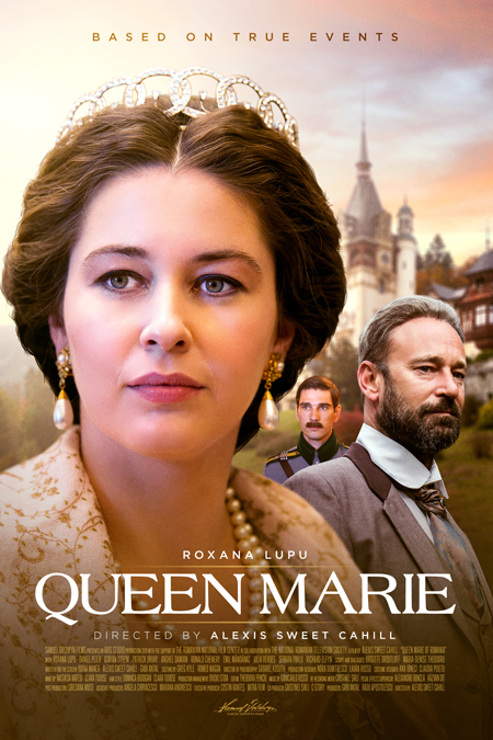 Queen-Marie-poster